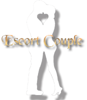 Escort Couple Logo